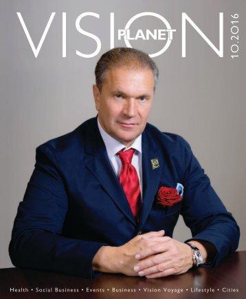 VISION Planet 10.2016