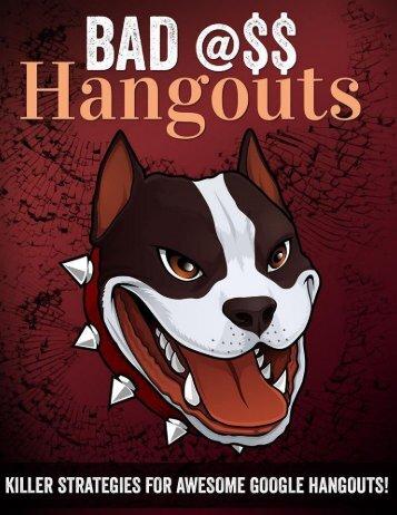 Hangouts Guide - How Can I Use Hangouts