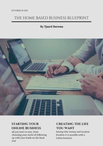 The home based bisnus E-Book