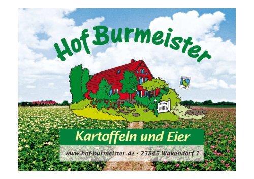 Bauernverband Schleswig Holstein
