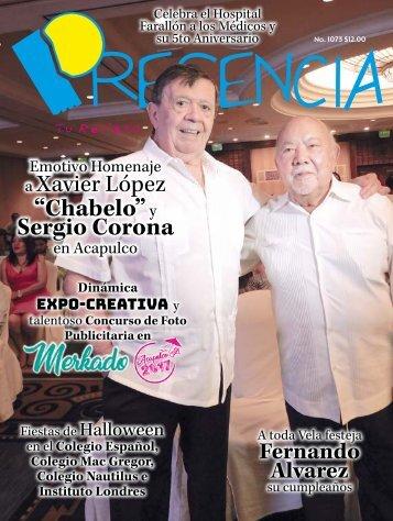 Revista Presencia Acapulco 1073