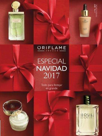 Oriflame MX Catálogo 16 - 2017