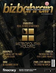 BizBahrain Magazine Nov-Dec 2017