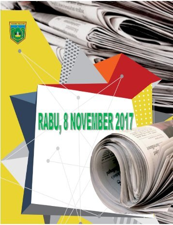 e-Kliping Rabu, 8 November 2017