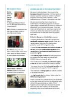 British in Europe Newsletter - Page 2