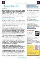 British in Europe Newsletter - Page 4