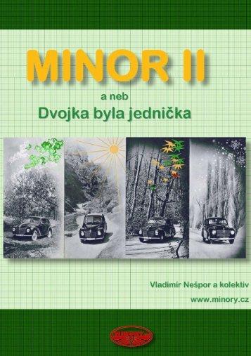 Kniha o veteránu Aero Minor