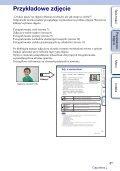 Sony NEX-5ND - NEX-5ND Consignes d'utilisation Polonais - Page 6