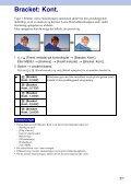 Sony NEX-5ND - NEX-5ND Consignes d'utilisation Danois - Page 3