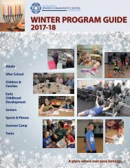 2017-18 Winter Program Guide
