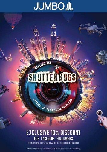 Jumbo Shutterbugs - Nov'17