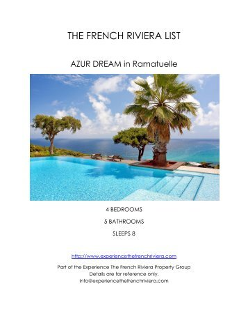 Azur Dream - Ramatuelle