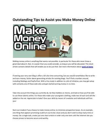 6 make money online