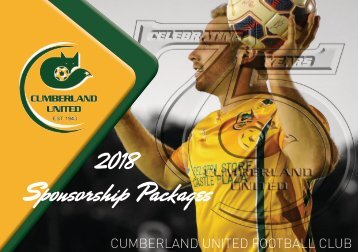 2018 CUFC Sponsorship Booklet-FINAL