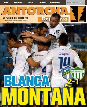 Antorcha Deportiva 291