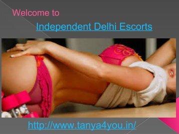 Independent Delhi Escorts