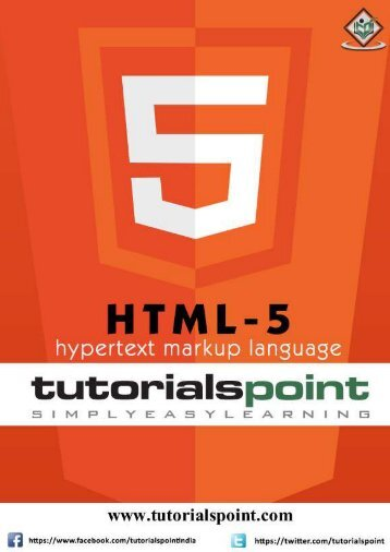 My HTML 5
