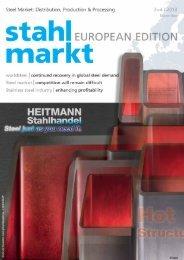 stahlmarkt European Edition 03+04.2013