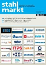 stahlmarkt 02.2013 (Februar)