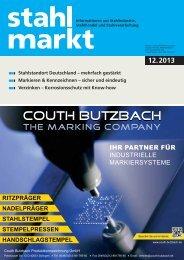 stahlmarkt 12.2013 (Dezember)