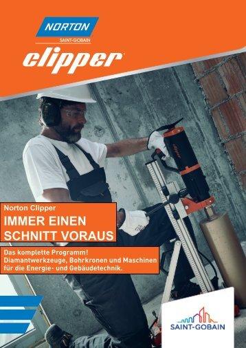 Broschüre Norton Clipper