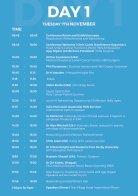 Cancer Survivorship Delegate Programme 2017 - Page 4