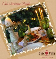 Revista Chic Christmas Trends