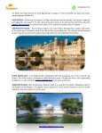 Udaipur Car Rentals for Touring -pdf - Page 2