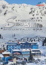 Broschüre Snowwhite 2017/18
