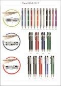 Metall-Pens Werbekugelschreiber, Werbe-Schreibgeräte mit Gravur - Seite 6