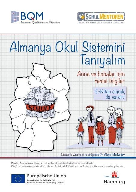 Schule in Deutschland verstehen (türkische Sprachfassung)
