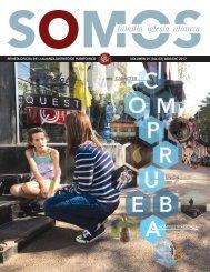 COMPRUEBA - Revista SOMOS Vol. 1 No. 2