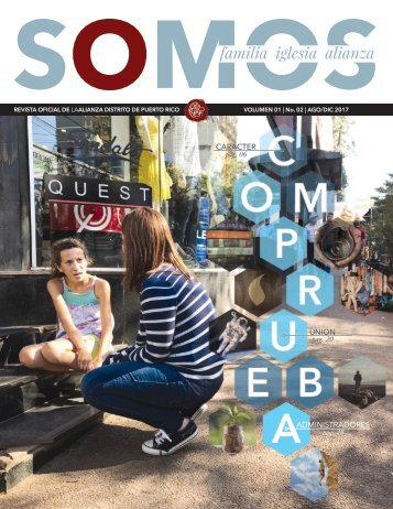 SOMOS REVISTA Vol 1 No 2