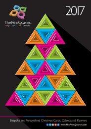 PQ Christmas Card Brochure