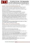 Torsten Tiemann Stallion Catalogue 2018 - Page 6