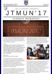 JTMUN Newsletter Day 2