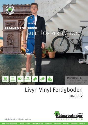 Livyn Vinyl-Fertigboden