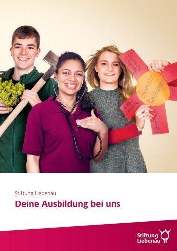 Deine Ausbildung bei uns - Stiftung Liebenau