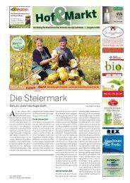 Hof & Markt | Fleisch & Markt 05/2017
