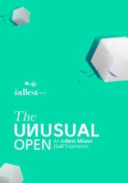 The Unusual Open / Booklet