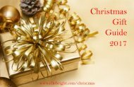 Christmas Photo Gift Guide