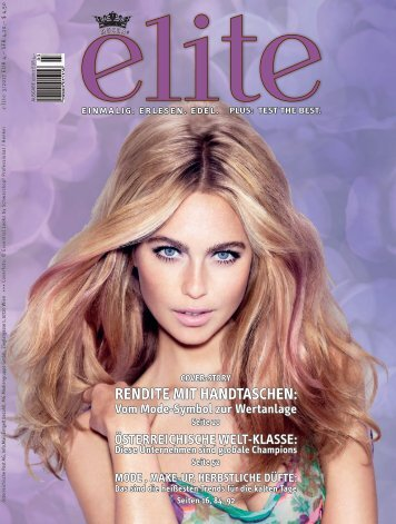 Elite Magazin 03/2017