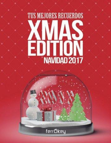 Ferrokey Catálogo Navidad  2017