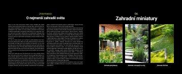 Zahrady a jejich příběhy ukázka