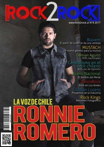 Rock To Rock Magazine N°8