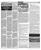 NOVEMBER 21, 2017 BULGAR: BOSES NG PINOY, MATA NG BAYAN - Page 5