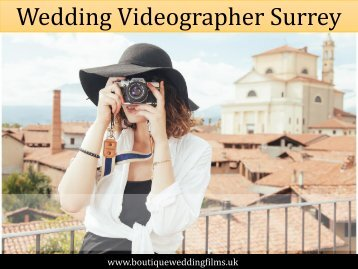 Wedding Videos London
