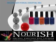 Organic Anti-fungal Essential Oils