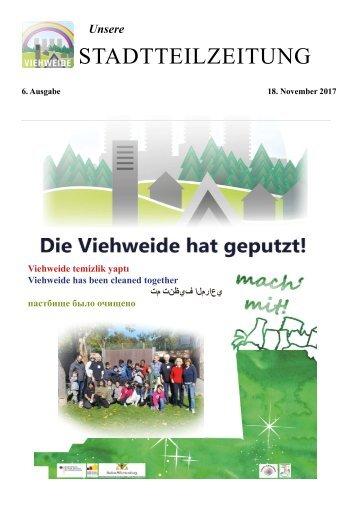 Stadtteilzeitung Viehweide November 2018