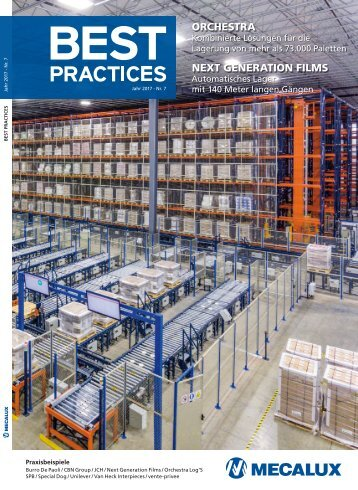 Best Practices Magazin nº7 - Deutsch